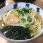 黒田屋 - 料理写真:うわっ!ウマッって驚きはないけど地味に美味しい 食べなれた味わい バランスの良い出汁 昔ながらの麺 これからもよろしくお願いしますね