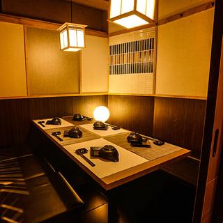【蒲田駅徒歩30秒】少人数~団体様まで個室でご案内!