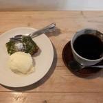 コッカ食堂 - 甘いもの+コーヒー