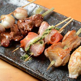 福岡地鶏の代表格!はかた地鶏の旨さをご堪能ください。