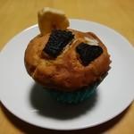 マフィンラボ - バナナクッキーマフィン
