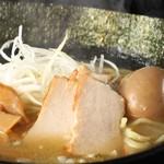 ピノピノ - 鶏白湯ラーメン