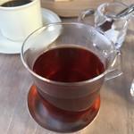 コムデザインストア カフェ - 和紅茶