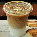 Burgers Cafe 池田屋 - カフェ・ラテ