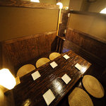 全席個室×居酒屋 AJITO - 6名様まで入って頂ける個室です