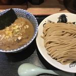 日本の中華そば富田 - 濃厚つけ麺 大盛 @980-