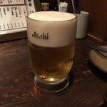 81632797 - 先ずは生ビール