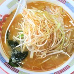 ラーメンショップ101番 - 料理写真:ネギ味噌ラーメン
