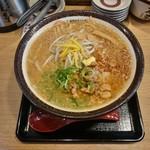吟醸味噌らーめん まごころ亭 - 料理写真:吟醸味噌らーめん 720円