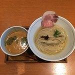 81638932 - 雲丹白湯つけ麺