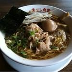 キリン食堂 - 味玉ソバ(750円)