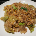 唐苑 - レタス炒飯2