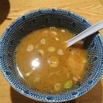 81644578 - スープ割り