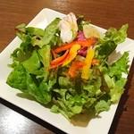 MASUYA - ランチの100円サラダ