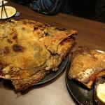 温炊き さんずい - 本鮪兜とカマの塩焼き(1,058円)