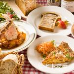 ハルモニア ワインとお食事の店 - 愛情込めて育てた自家栽培の季節野菜が支える、本格料理に舌鼓