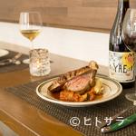 ハルモニア ワインとお食事の店 - 肩を並べて時間を共有。美味しいワインを飲みながら絆を深める
