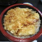 天ぷら 天万 - 天丼¥700
