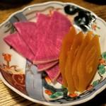 にほん酒と肴 酔音 - 料理写真:自家製からすみ 900円