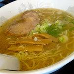 めん丸 - 塩ラーメン580円税込