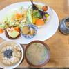 実身美 sangmi サンミ - 料理写真:日替わりヘルシープレート