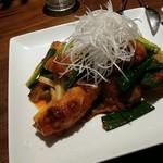 81653121 - 牡蠣の豊栄醬炒め