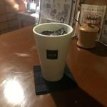 宮田屋 - アイスコーヒーです。