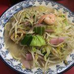 香蘭 - 料理写真:「長崎ちゃんぽん」750円