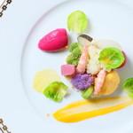 ル・マルカッサン ドール - 料理写真: