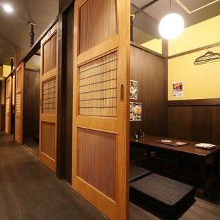 駅近◎姫路の完全個室居酒屋