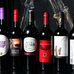 中野肉酒場 いぶし - 世界の赤ワイン