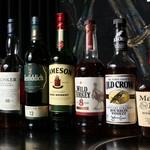 中野肉酒場 いぶし - 世界のウイスキー