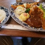 レストラン 精養軒 - ランチ