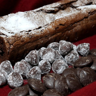 100%ベルギーチョコを使った極上のデザートをご提供◎