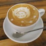 CoffeeLounge Lemon - カフェラテ1