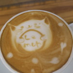 CoffeeLounge Lemon - カフェラテ2