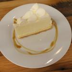 CoffeeLounge Lemon - ダブルチーズケーキ1