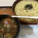 中華食堂仁仁 - トリプルスープの濃厚つけ麺 ¥790(税込)