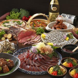 薩摩郷土料理と鹿児島食材が勢ぞろい!美し国・鹿児島フェア
