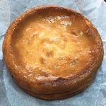 雪岡 市郎兵衛洋菓子舗 - 料理写真:丹波黒豆のチーズケーキ