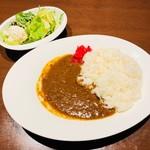 格之進 Nikutell  - 熟成肉カレー(1,200円)