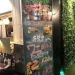 81665202 - ワニ料理食べれんねや〜♫