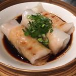 中国料理 菜心 - 海老蒸しクレープ