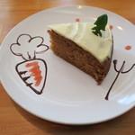 ピクニック - キャロット・ケーキ1