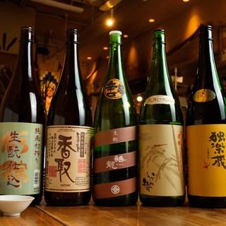 呑めるタイ料理★日本酒とタイ料理のマリアージュをご堪能あれ!