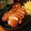 三条パクチー - 料理写真:鶏肉のあぶり焼きガイヤーン