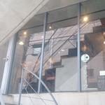 インド料理 マルジョウ - お洒落なビルの2階です。