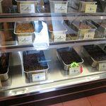 阿部珈琲館 - コーヒー豆のケース
