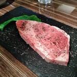 琥珀屋 - 料理写真:[料理] 米沢牛フィレ 200㌘