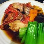 旬の味 しょう - 金目鯛の煮付け